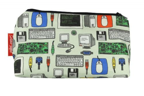 Selina-Jayne IT Worker Limited Edition Designer Cosmetic Bag